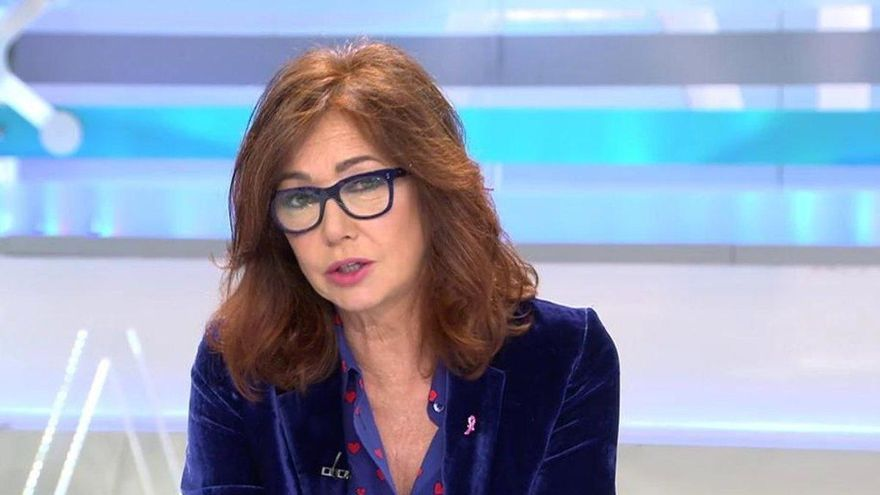 Ana Rosa Quintana desvela en directo que ha padecido cáncer de mama