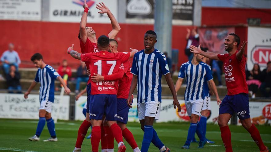 L'Olot recupera el camí de la victòria (3-1)