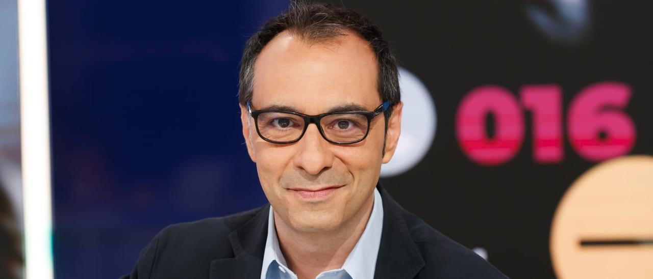 El periodista Julio César Herrero
