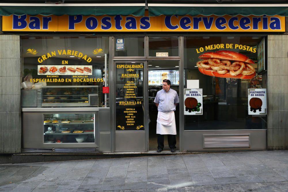 Madrid, semivacío por la epidemia del coronavirus