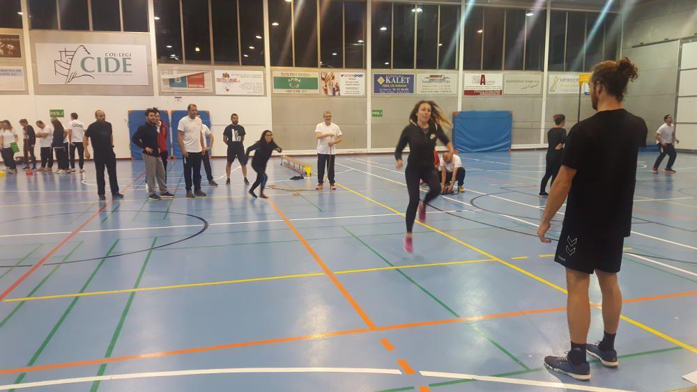 8ª Jornada Deportiva Intercooperativa en el CIDE