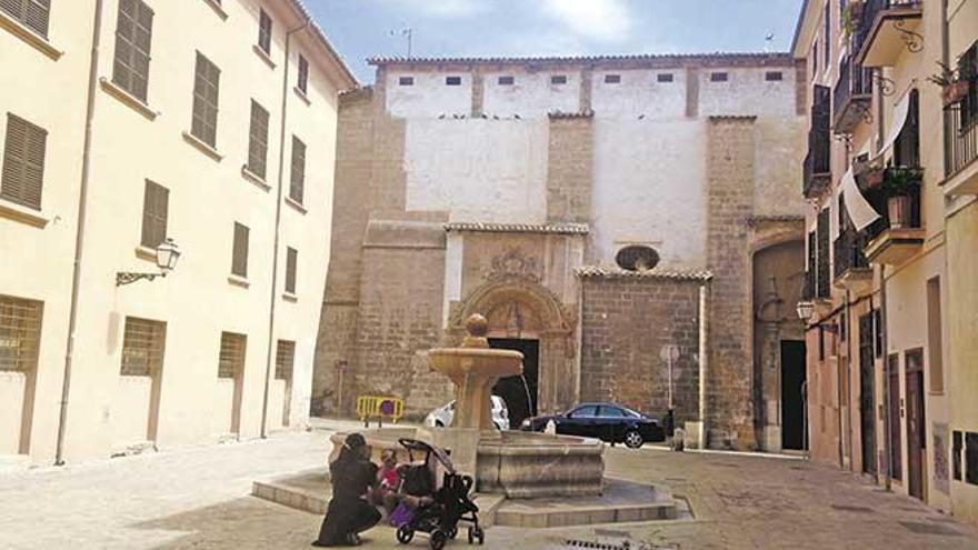 La Audiencia avala que el convento de Sant Jeroni es propiedad del Obispado