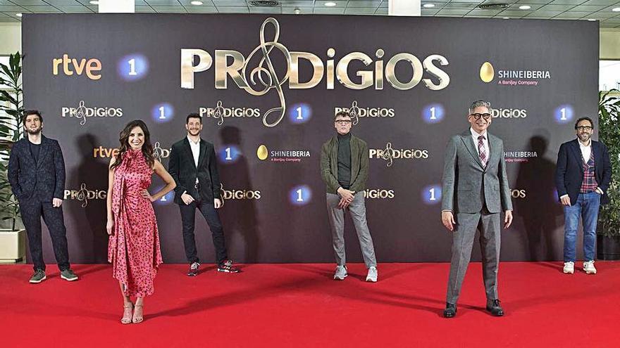 TVE buscará a los mejores niños artistas en la tercera edición del concurso 'Prodigios'