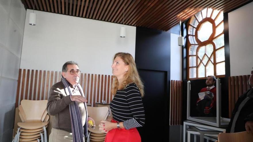 Castellón recupera el servicio de cafetería en el parque Ribalta