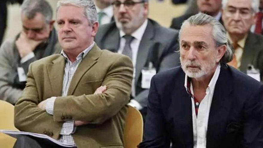 Condemnes de fins a 15 anys a la Gürtel per la visita del papa a València