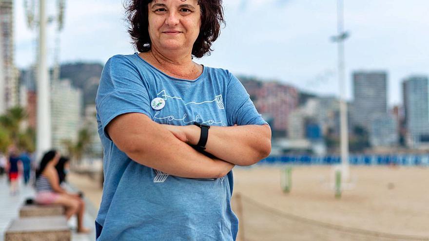 Yolanda García: «La hostelería ha olvidado que detrás del uniforme hay personas con una familia»