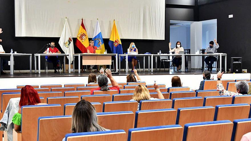 El desbloqueo de Meloneras sale con los votos en contra de la oposición