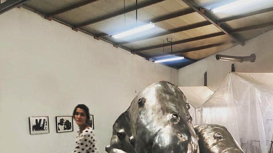 Róterdam, Nápoles, Madrid, Mónaco y Salamanca visitan la obra de Amparo Sard