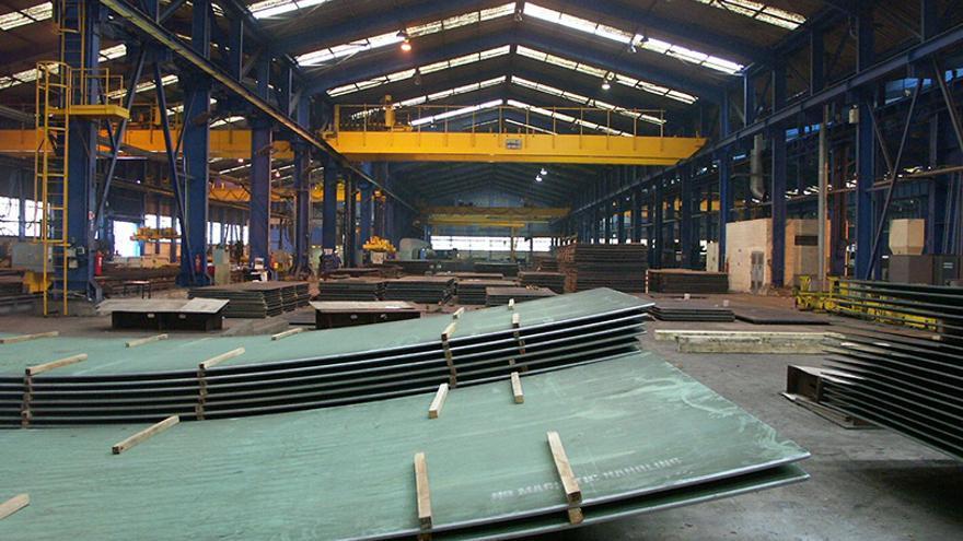 Arcelor pone en venta una filial con fábricas en Bélgica y Francia