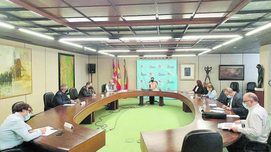 Coronavirus Zamora | La mejora epidemiológica permite a la capital aparcar los cribados masivos
