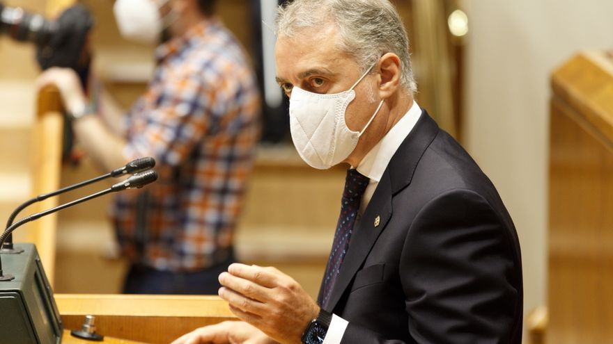 Euskadi devolverá las multas pagadas del primer estado de alarma