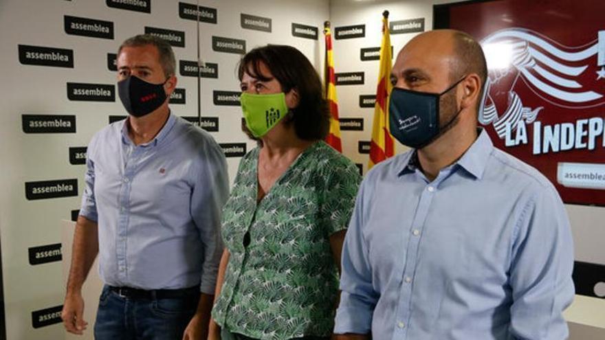 L'ANC commemora l'1-O amb un acte polític a la Catalunya Nord i un concert a Figueres