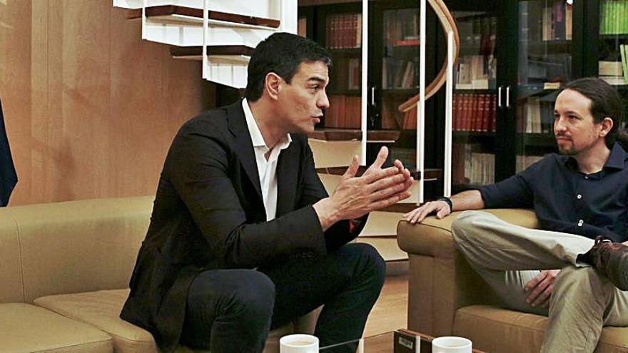 Pablo Iglesias abandona el Gobierno de coalición con Pedro Sánchez