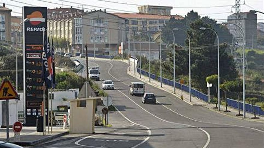 Una empresa construirá una segunda gasolinera en la carretera de Meicende