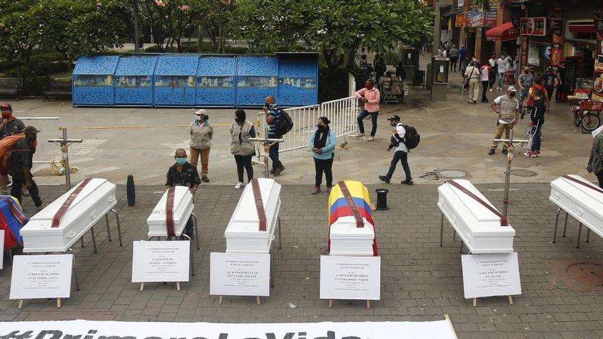 Tres personas asesinadas en una nueva masacre en Colombia