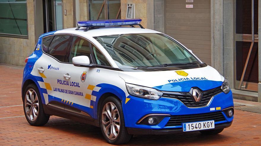 Detenido por la Policía Local en Los Ruiseñores al ser sorprendido vendiendo cocaína