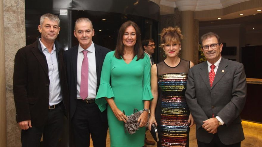 Los graduados sociales de Baleares celebran su gala anual