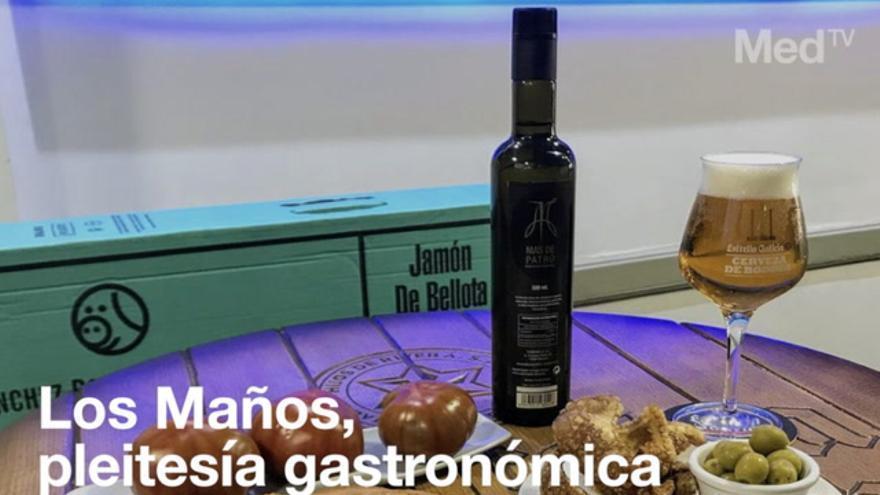 Los Maños, pleitesía gastronómica al jamón ibérico