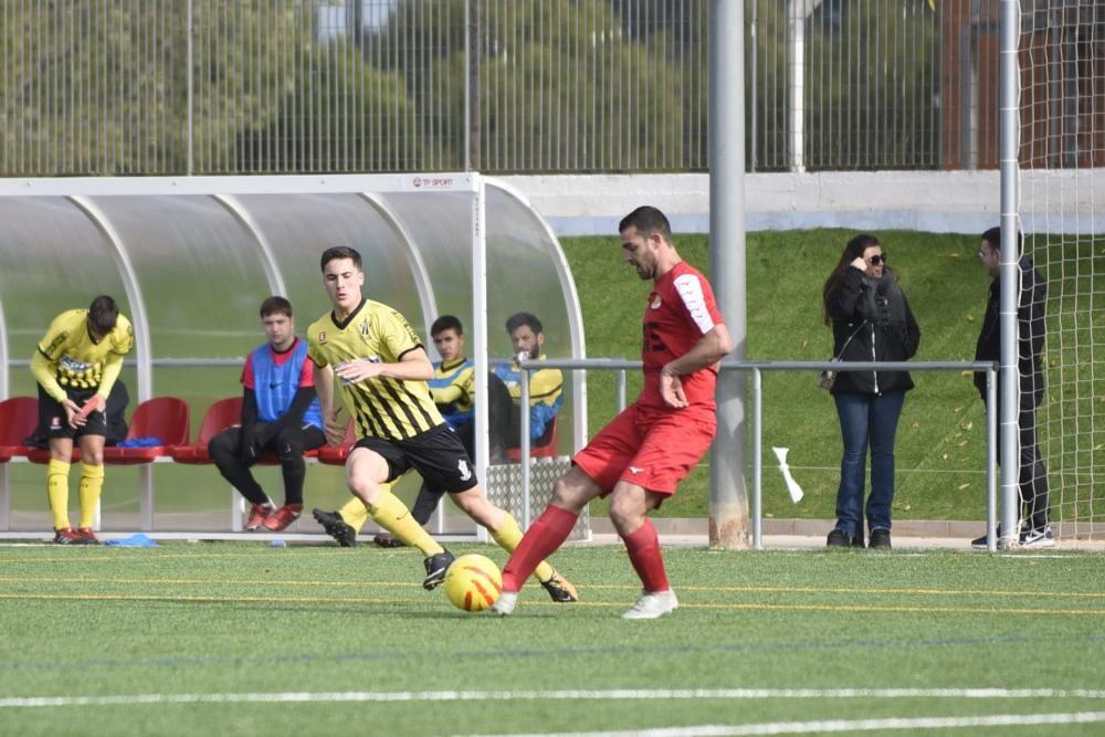 Futbol. Pirinaica - Navàs