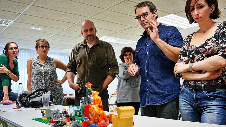 Valnalón avanza en el plan para formar a docentes en emprendimiento cooperativo