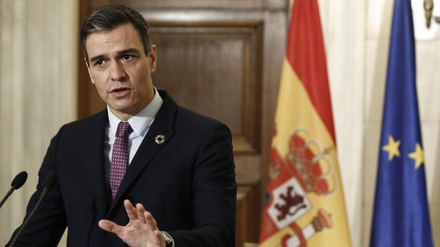 """Sánchez: """"La izquierda volverá a Madrid con más fuerza"""""""