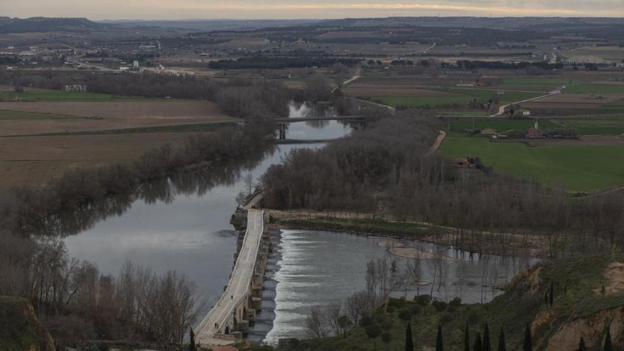 Agrónomos piden elevar la regulación de la cuenca del Duero un 12% para garantizar los regadíos