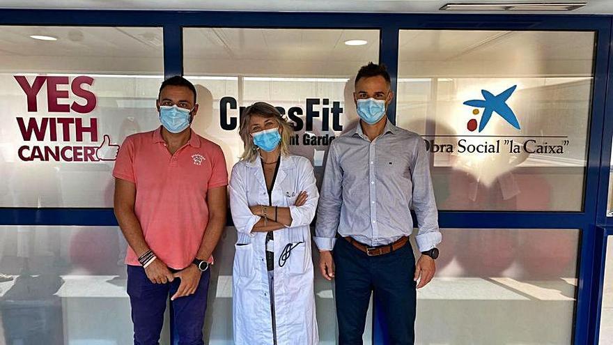 El Hospital de Inca activa el proyecto 'Mou-te amb la salut mental'