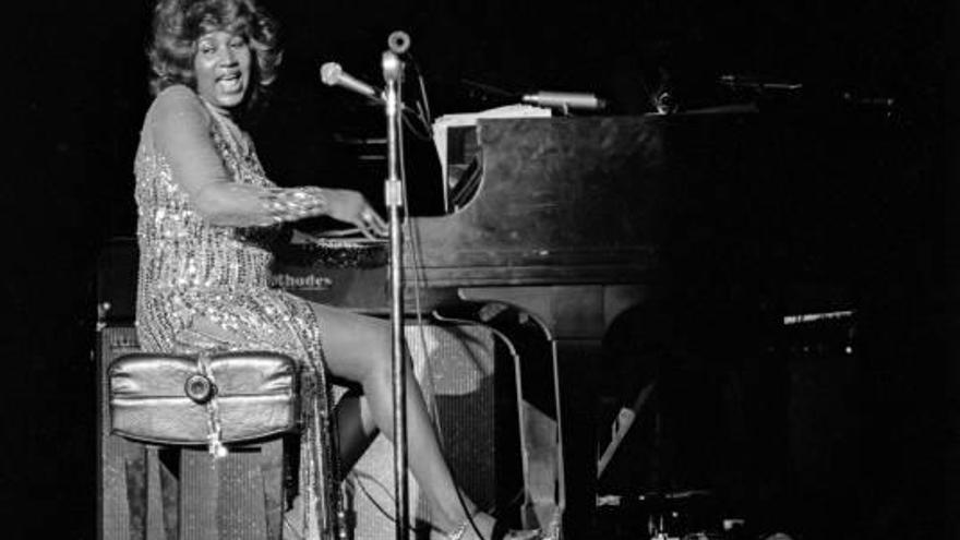 Mor als 76 anys Aretha Franklin, la llegenda de soul