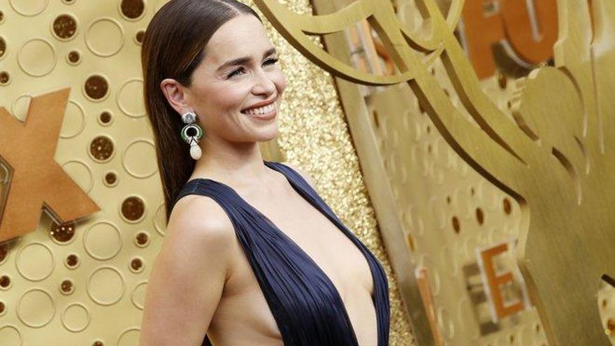Premios Emmy: Así lucieron las estrellas de 'Juego de tronos' en la alfombra roja