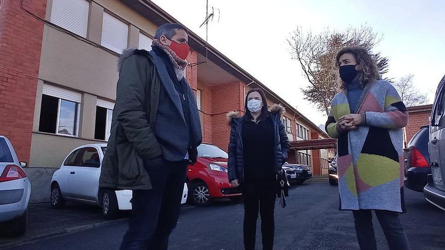 Ciudadanos Colunga pide un conserje para el colegio Braulio Vigón
