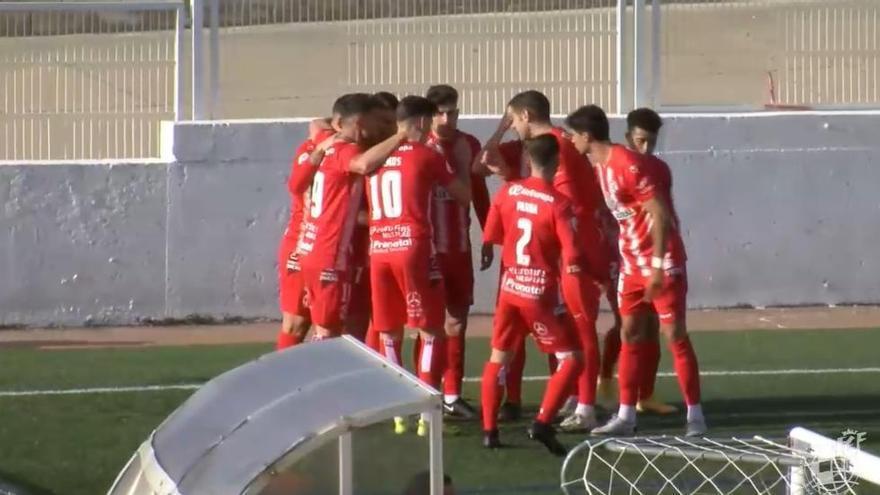Gol del Zamora