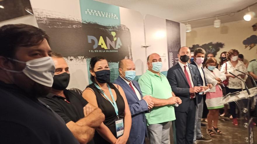 Exposición fotográfica sobre el impacto de la DANA en Orihuela