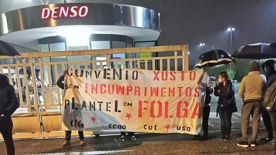 Un nuevo convenio 'in extremis' en Denso evita un paro en PSA