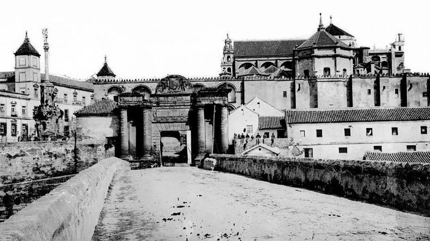 Un paseo por la Córdoba de Jean Laurent