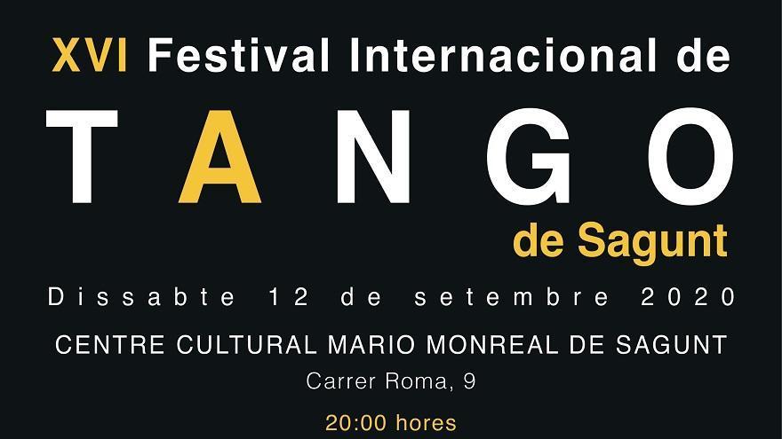 XVI Festival Internacional de Tango