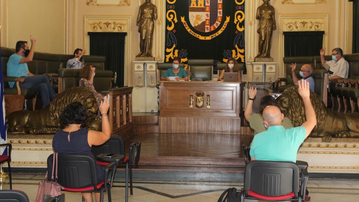 El Ayuntamiento de Jumilla aprueba la cesión de terrenos para la ampliación del IES Infanta Elena