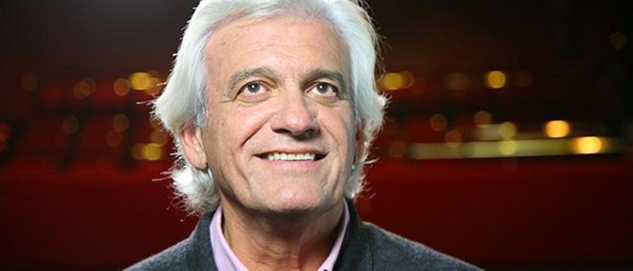El escritor Rafael Soler.