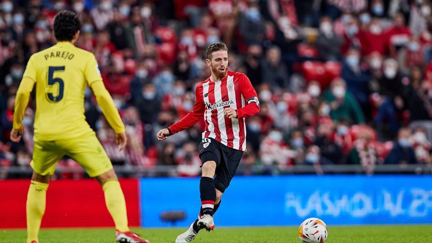 Muniain guía al Athletic en la victoria ante el Villarreal