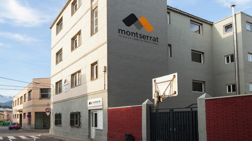 L'Escola Montserrat estrena els premis Vincles per reconèixer empreses que contribueixen a la formació de l'alumnat