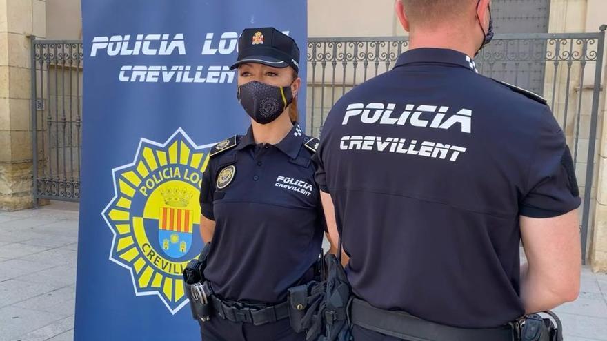 Nueva imagen para la Policía Local de Crevillent