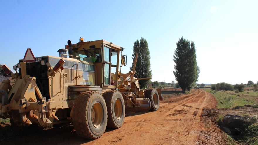 El Ayuntamiento de Zamora renovará 18 kilómetros de caminos rurales