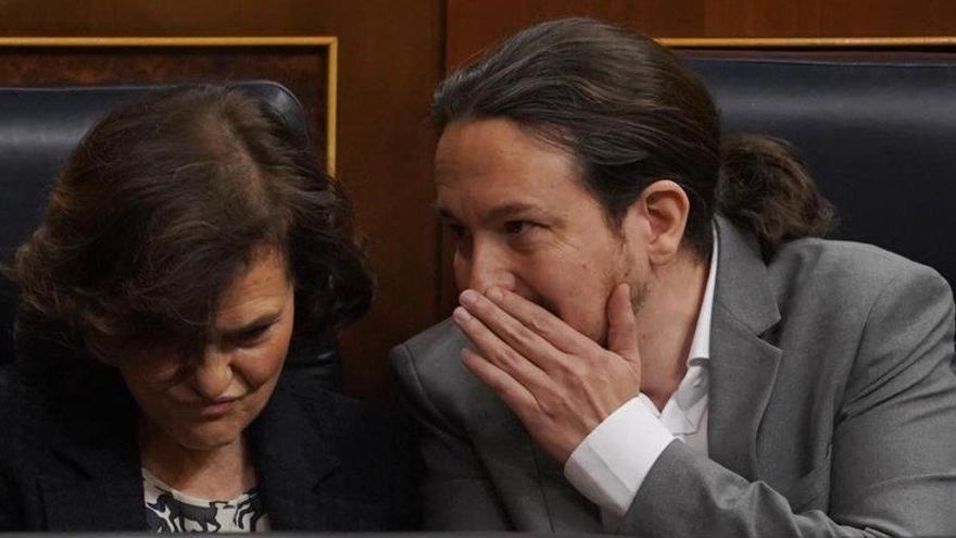 La Moncloa rechaza comparecer en el Congreso por la salida de Juan Carlos I