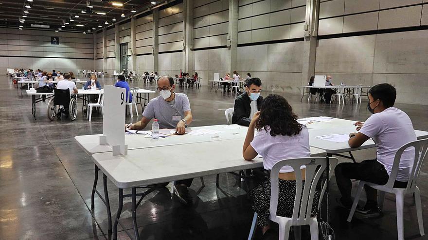 Diez mil personas inician las pruebas del C1 Valenciano