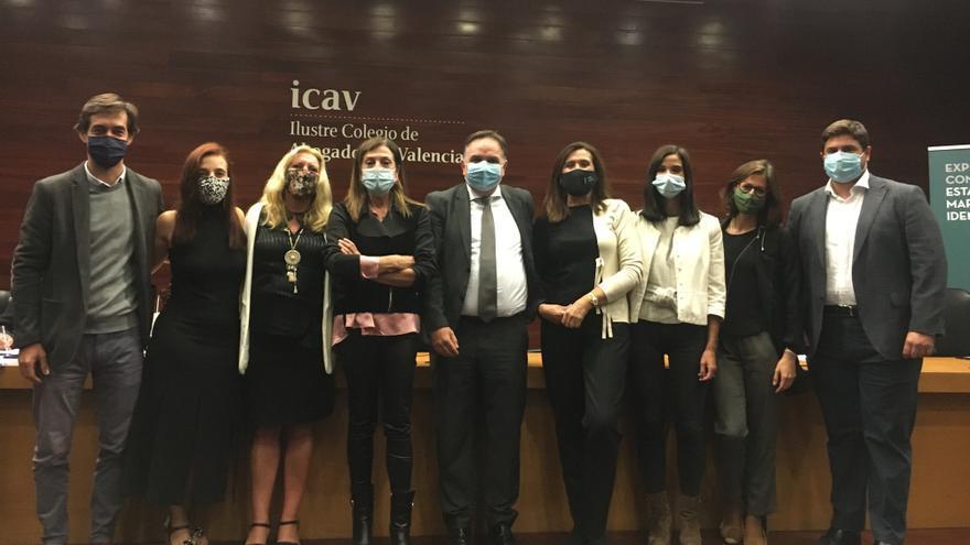 Francisco Ferrer, nuevo secretario de la Junta de Gobierno del ICAV con una amplia mayoría