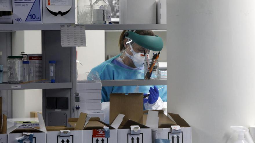 Investigadores logran una importante regresión del cáncer de pulmón en ratones
