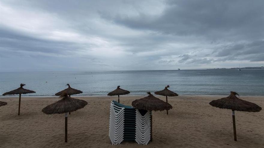 Intervalos nubosos tendiendo a poco nuboso y aumento de temperaturas en Baleares