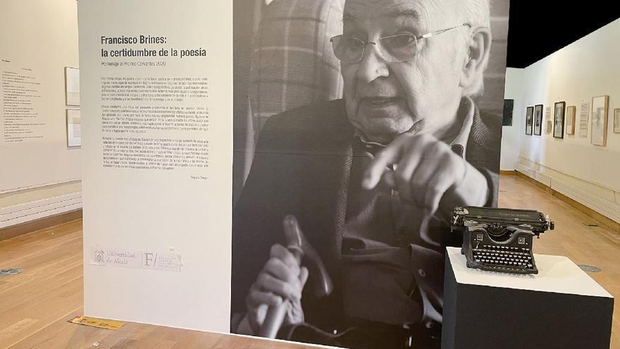 La exposición sobre la vida y obra  del poeta se verá en julio en Oliva
