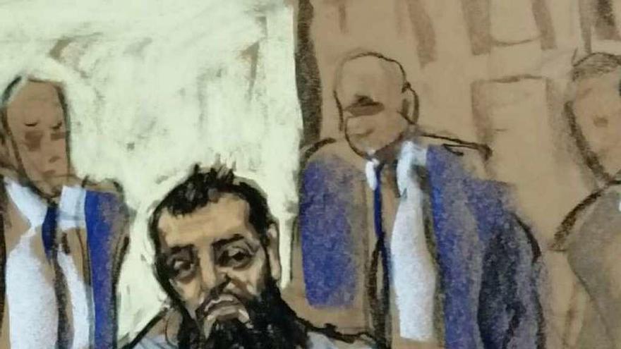 Trump pide ejecutar al terrorista de Nueva York tras descartar enviarlo a Guantánamo