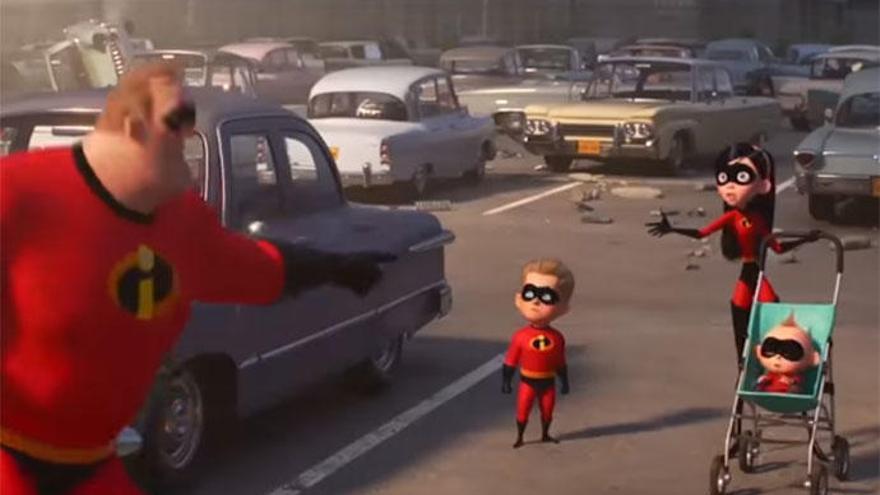 'Los increíbles 2': Los cines advierten de una peligrosa escena