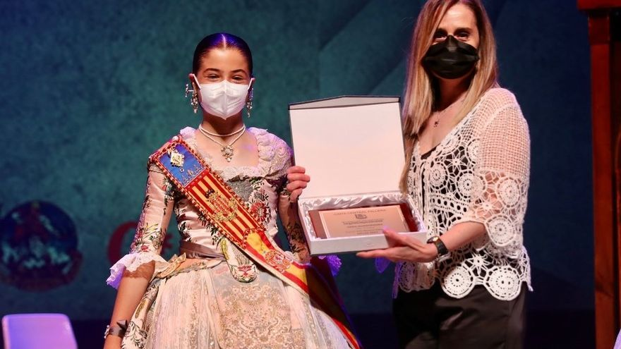 Fallas 2021: la Gala de la Cultura entrega sus premios con nostalgia de teatro